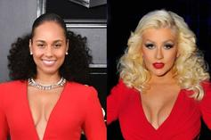 """Alicia Keys Almost Gave Christina Aguilera Her Classic Hit """"If I Ain't Got You"""""""