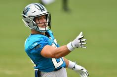 Christian McCaffrey Reacts To Disappointing Injury Update