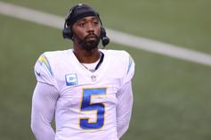 Tyrod Taylor Out Indefinitely After Chargers' Doctor Punctures His Lung
