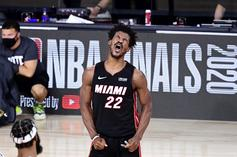 Jimmy Butler Leads Heat To Game 3 Win With 40-Point Triple-Double