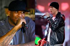 "DJ Premier Reflects On 18 Years Of Eminem's ""8 Mile OST"""