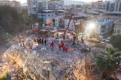 Massive Earthquake In Turkey Leaves Dozens Dead, Hundreds Injured: Report