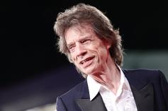 """Mick Jagger Says He's """"Looking Foward"""" To An America Without Donald Trump"""