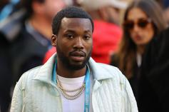 Meek Mill Teases New Music On The Way
