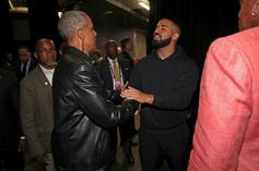 Barack Obama Is Down For Drake To Play Him In A Movie