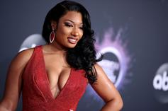 """Megan Thee Stallion's """"Good News"""" Officially Debuts At No. 2 On Billboard 200"""