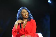 """Megan Thee Stallion Says Jay-Z Gives Her """"Hot Girl"""" Advice"""