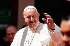 Pope Francis Likes Another Instagram Model's Thirst Trap