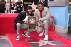"""50 Cent Declares """"Power"""" Star Jackie Long Debt Free"""