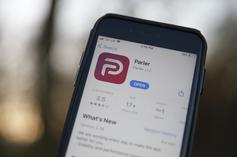 """Apple To Remove Parler From App Store, Citing """"Illegal Content"""""""