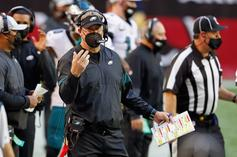 """Eagles """"Not Firm"""" On Keeping HC Doug Pederson: Report"""