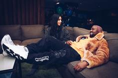 """Kim Kardashian & Kanye West Have Reportedly Been Done For """"More Than A Year"""""""