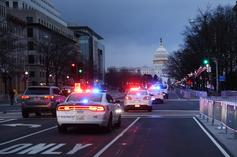 Police Arrest Man In DC Carrying 500 Rounds Of Ammo & Fake Inauguration Credentials