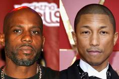 DMX Is Appalled By Pharrell Williams's Stance On Snitching