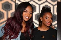 Kandi Burruss Labeled A Side Chick By Father Of Her Eldest Daughter Riley