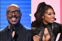 Eddie Murphy Laughs Off Megan Thee Stallion Collab, Says He's Too Old