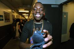 Bobby Shmurda Announces Parties With 50 Cent & Meek Mill For All-Star Weekend