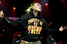"6ix9ine Sued For Copyright Infringment On ""GOOBA"": Report"