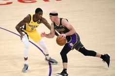 Alex Caruso Evaluated After Terrifying Blow To The Head