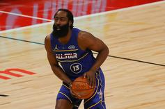James Harden Passed Larry Bird On This All-Time List