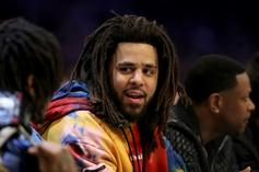 J. Cole Might Have Actually Tried Out For The Detroit Pistons