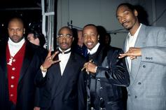 Death Row Records Celebrates 30th Anniversary With Official Online Store