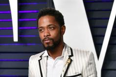 """Lakeith Stanfield Posts & Deletes That """"No One Cares"""" About The Oscars"""