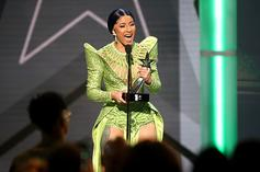 """Cardi B's """"Invasion Of Privacy"""" Is The First Female Rap LP To Spend 3 Years On Billboard 200"""