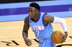 Victor Oladipo To Miss Time With Knee Injury