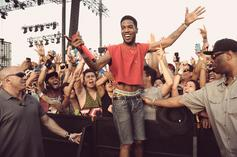 Kid Cudi Reveals Floral Dress Is Part Of His Upcoming Off-White Collection