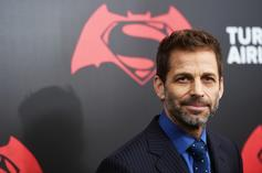 """Zack Snyder Reveals Who He Wanted To Play Green Lantern In """"Justice League"""""""