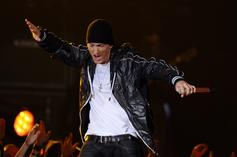 Eminem Could Be Considering Dropping An NFT After SNL Skit