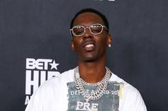 "Young Dolph Calls Out Male Rap Groupies: ""Who The Real Hoe?"""