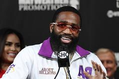 Adrien Broner Posts Video Claiming Friends Stopped Potential Suicide