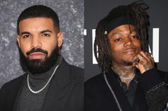 Drake & J.I.D. Connect & Fans Want A Collab