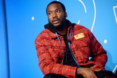 Meek Mill Issues A Warning To His Fellow Rappers