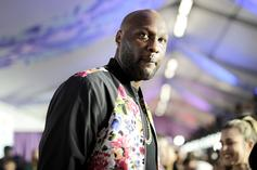 """Lamar Odom Mourns His Dad: """"We Had Our Differences But He Still Loved Me"""""""