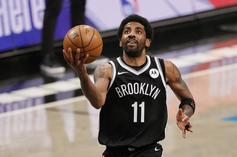 Kyrie Irving & Nets Fined Due To Kyrie's Refusal To Speak To Media