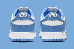 """Nike Dunk Low """"UNC"""" Officially Revealed: Photos"""