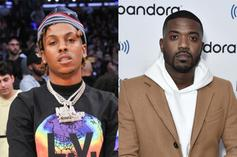 Rich The Kid & Ray J Reenact Jake Paul & Floyd Mayweather's Fight