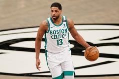 Tristan Thompson Once Again Threatens Sydney Chase With Legal Action
