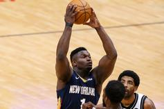 Zion Williamson Out Indefinitely After Fracturing Finger