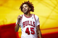 """J. Cole Drops Trailer For """"Applying Pressure: The Off-Season"""" Documentary"""