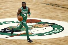 Celtics' Jaylen Brown Out For Season With Torn Wrist Ligament