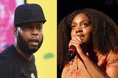 Talib Kweli Targets Noname After She Defends Woman He's Accused Of Harassing
