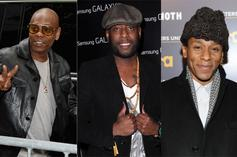 Dave Chappelle, Talib Kweli & Yasiin Bey Premiere 'The Midnight Miracle' Podcast