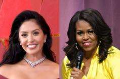 "Vanessa Bryant Responds To Michelle Obama's Praise: ""I'm Truly Touched"""