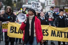 BLM Activist Sasha Johnson In Critical Condition After Being Shot In The Head