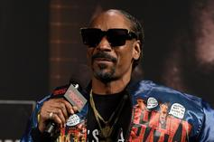Snoop Dogg Proudly Shows Off His Grandchildren