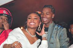 Jayda Cheaves & Lil Baby Rock Matching Fits & Spark Reconciliation Rumors